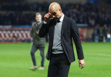Mancini Kaget Lihat Guardiola Keteteran