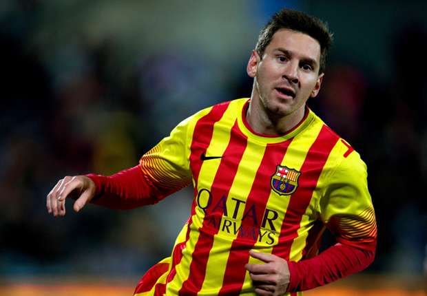 Messi deserves to be best-paid player, says Barcelona chief Faus