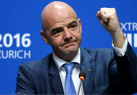 Infantino defends 40-team World Cup