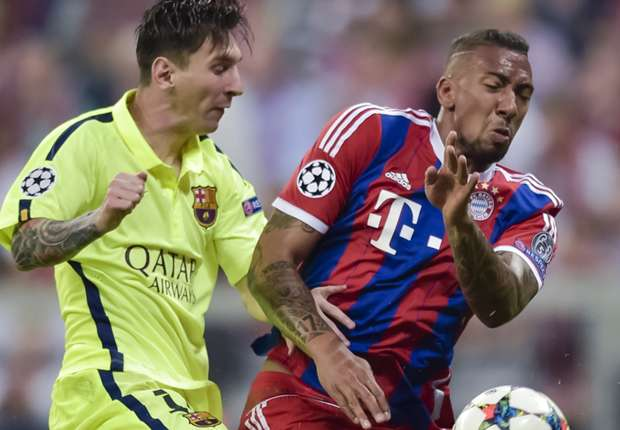Messi, Ronaldo can smell defenders' fear - Boateng
