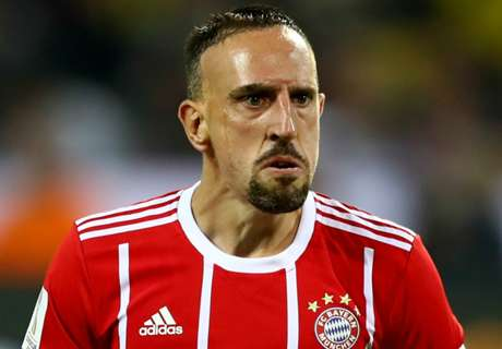 Ferguson turned down Ribery at Man Utd