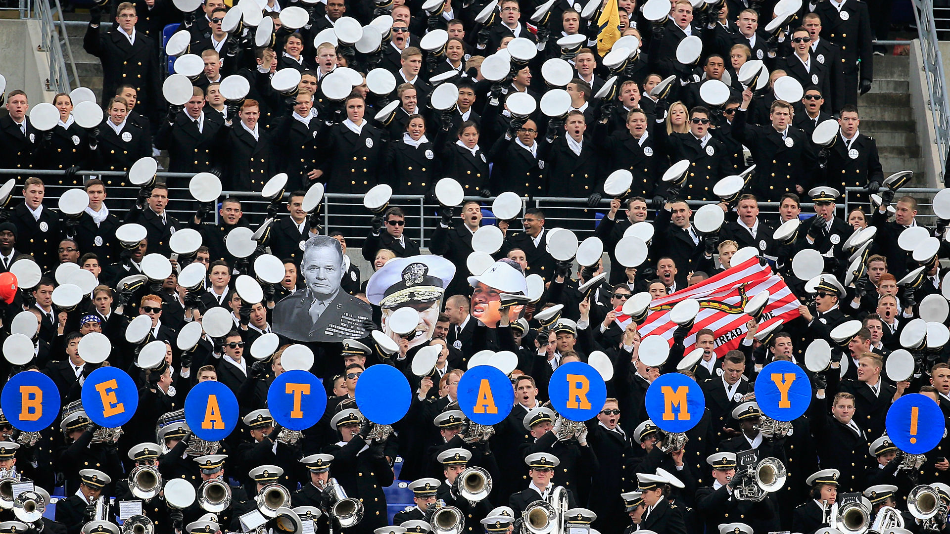 Philly to play host to four of next five Army-Navy games