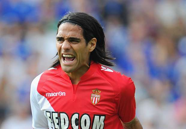 Monaco 1-2 Lorient: Falcao makes goalscoring return in defeat