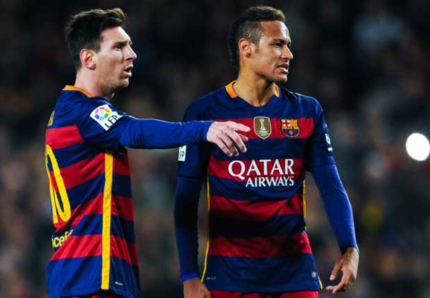 Messi: Neymar destined to win Ballon d'Or