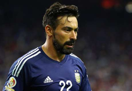 Lavezzi added by Argentina