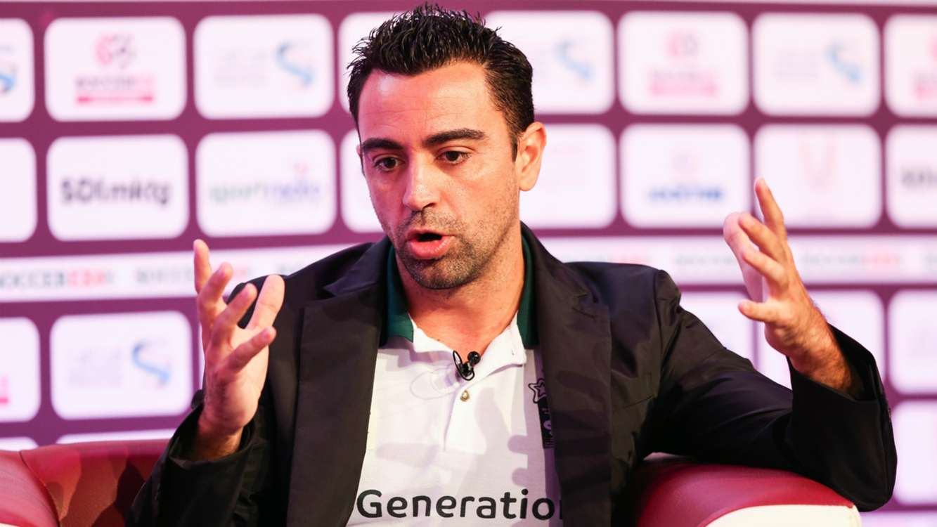 Barcelona great Xavi concedes Real Madrid have LaLiga in their grasp