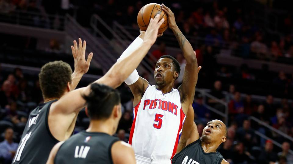 c93d76c93 Pistons  Kentavious Caldwell-Pope suspended by NBA