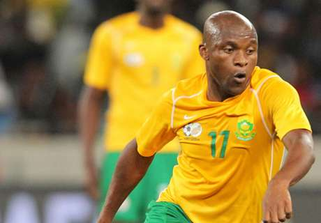 REPORT: Angola 1-3 South Africa