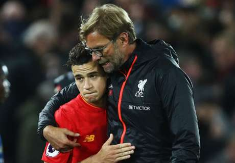 Klopp ready to welcome Coutinho back