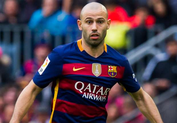 Mascherano: Barcelona must 'avoid accidents'
