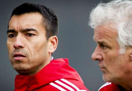 Feyenoord appoint Van Bronckhorst