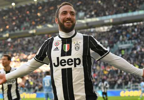 Higuain: Lazio were no threat