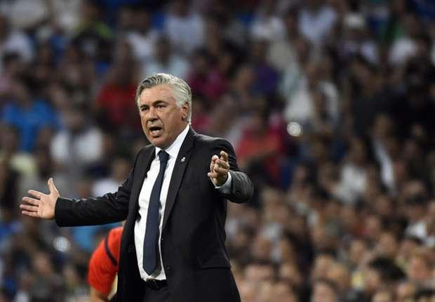 Entrenador del Real Madrid, Carlo Ancelotti