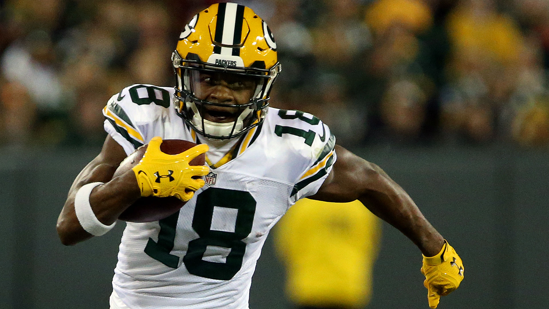 Cowboys bolster receiving corps with ex-Packer Randall Cobb
