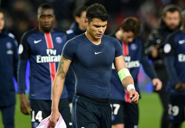 Monaco defeat was 'cruel' on Paris Saint-Germain - Thiago Silva