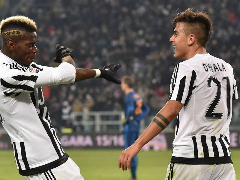 Dybala not getting carried away as Juventus' run continued