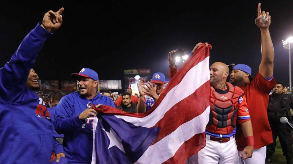 Puerto Rico celebrates.
