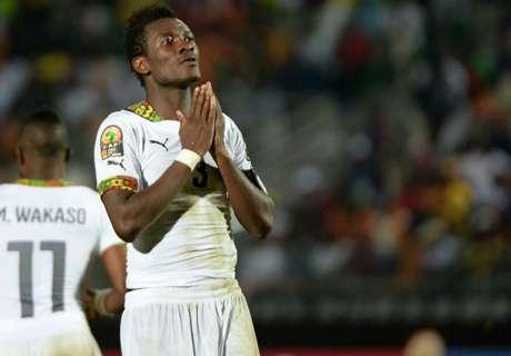 Fit-again Gyan rejoins Al Ahli in training