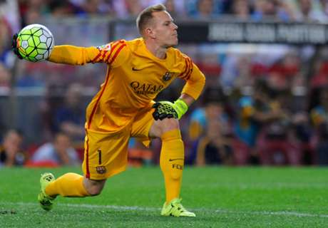 Ter Stegen eyes new Barca deal