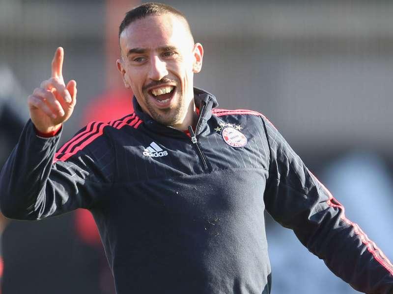 Zidane: Don't write off Ribery