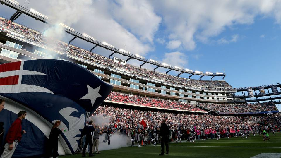 NFL playoffs 2019  Cold temperatures could be factor in Patriots-Chargers  game b875c774b