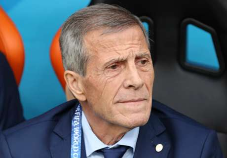 Uruguay coach Tabarez agrees new four-year contract