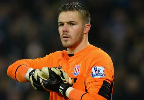 Butland aims to replace Hart