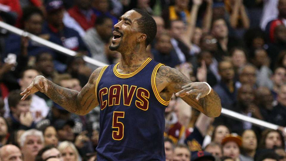 J.R. Smith s hot hand leading the way for Cavs  16c520102
