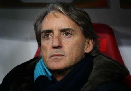 Mancini: Coaching Italy would be extraordinary