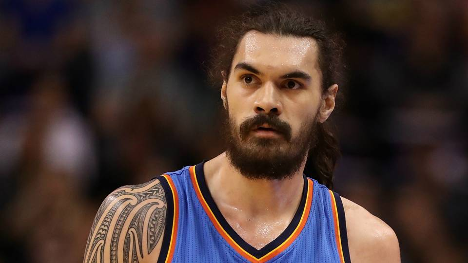 NBA playoffs: Rockets GM calls out physical play of Thunder's Steven Adams | NBA | Sporting News