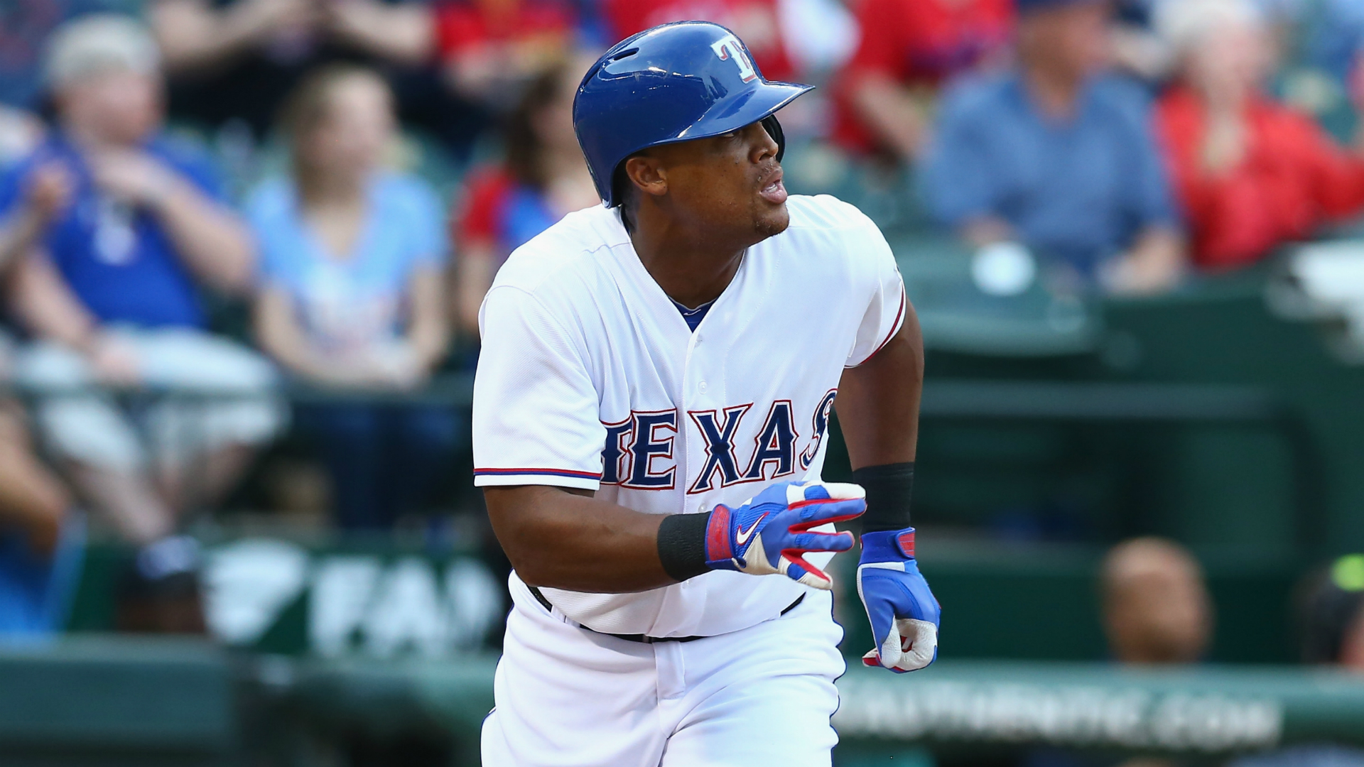 Adrian Beltre ejected for dragging on-deck circle closer to him