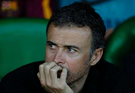 Luis Enrique: La Liga's in our hands