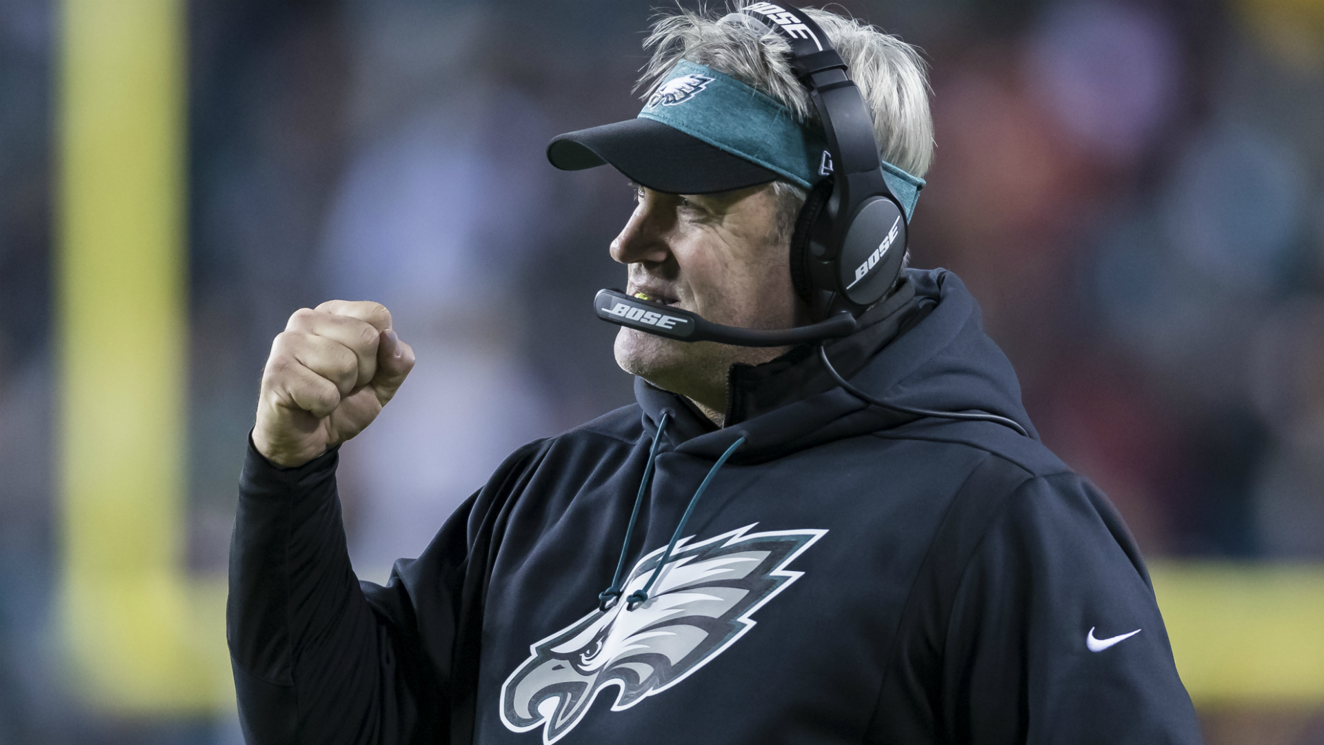 NFL playoffs 2019: Eagles coach Doug Pederson 'overwhelmed' after win over Bears