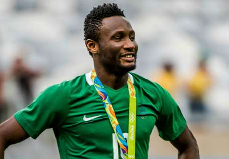 Ighalo calls for Mikel signing