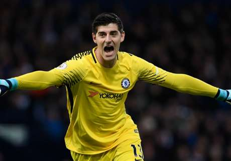 Conte: Courtois contract out of my hands