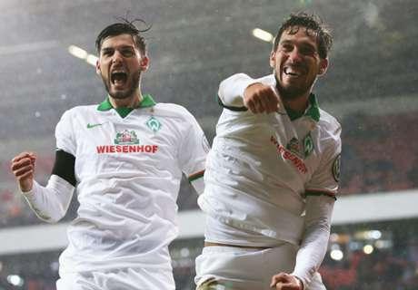 REPORT: Leverkusen 1-3 Bremen