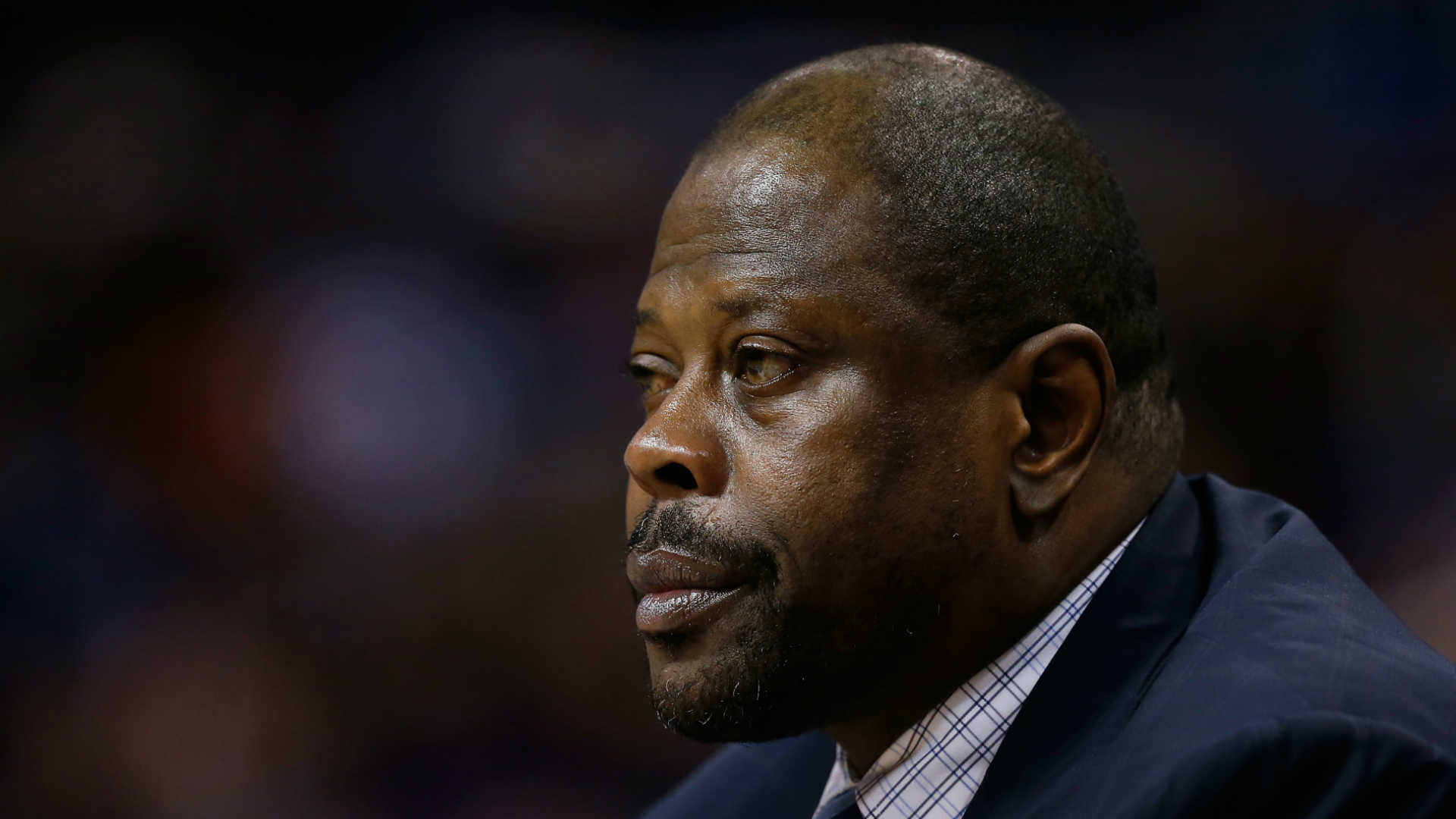Geor own gives Patrick Ewing his first shot as head coach