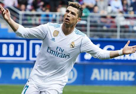 Ronaldo hits new heights for Real Madrid