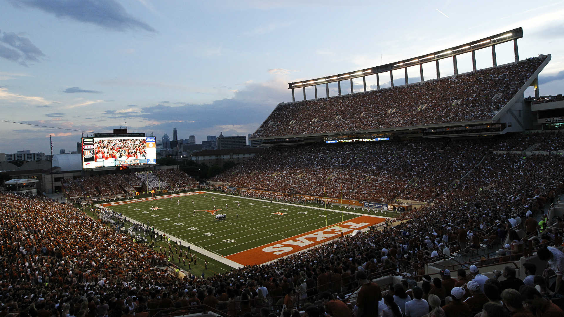 Joe Jamail Field at Darrell K. Royal-Memorial Stadium