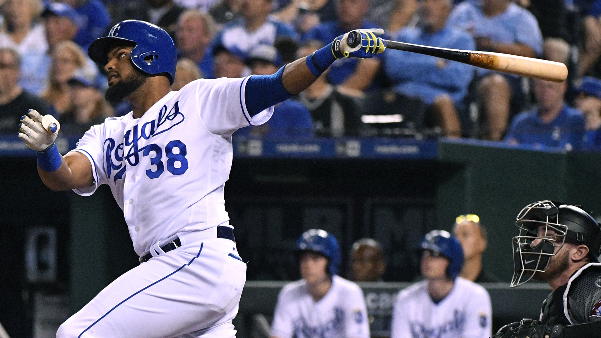 Royals outfielder Jorge Bonifacio is suspended 80 games for steroid use