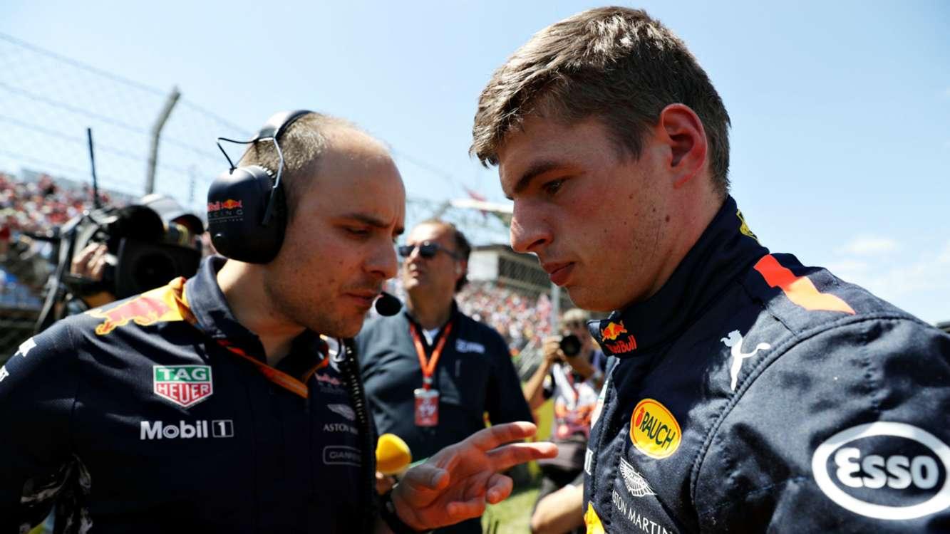 Verstappen apologises to Ricciardo for race-ending collision