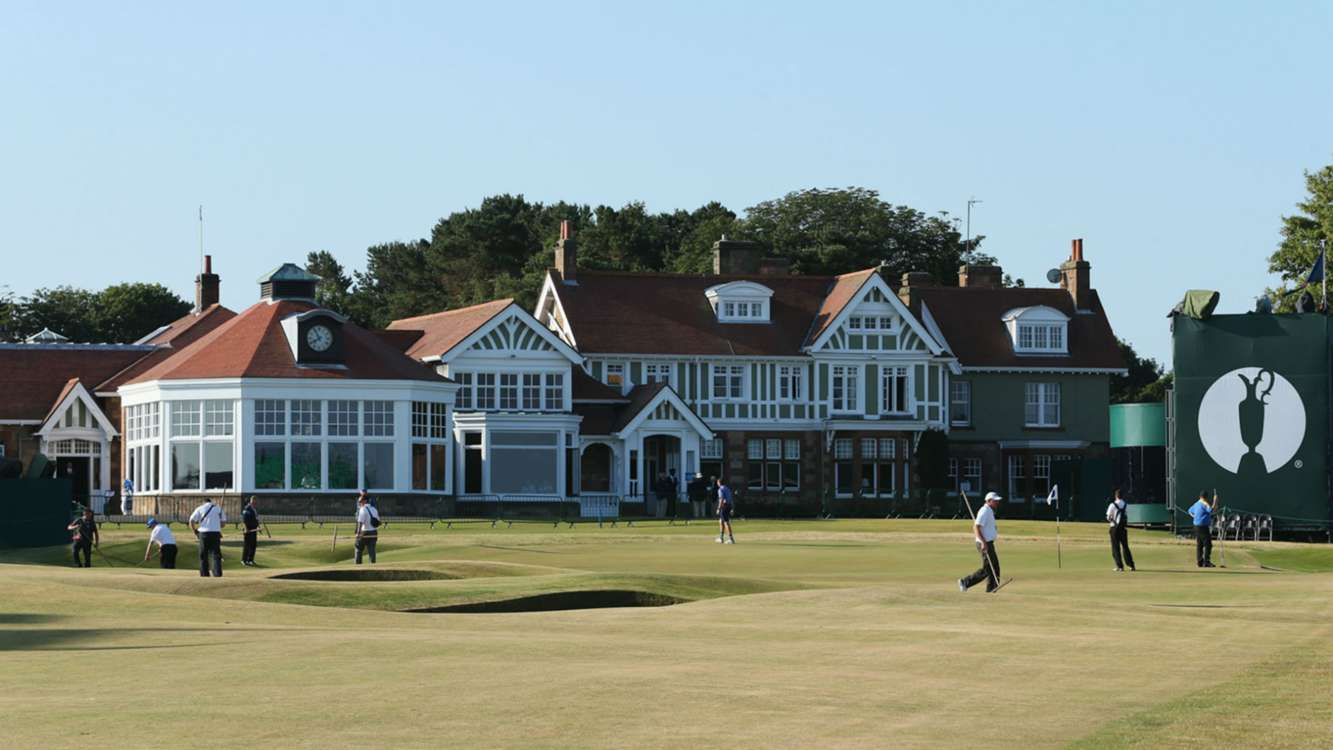 Muirfield back on British Open rota after ending men-only membership policy