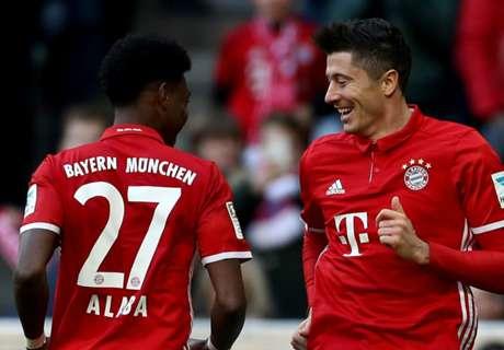 Bayern Pesta Delapan Gol!