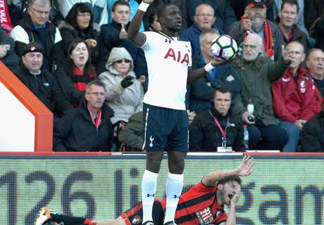 Arter: Sissoko elbow an accident