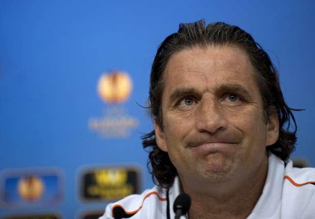 """Pizzi dijo sentirse orgulloso de """"los jugadores y de los hinchas""""."""