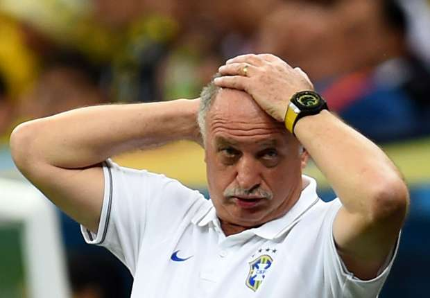 Maicon saddened by Scolari reports