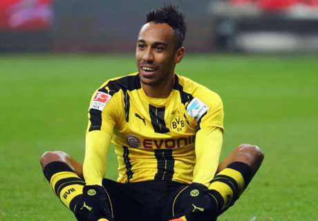Aubameyang not certain on future