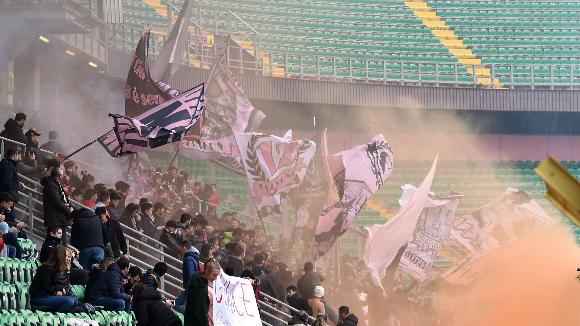 Palermo relegated to Serie C due to financial issues