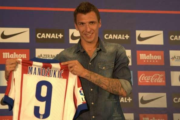 Mandzukic: I'm not Diego Costa