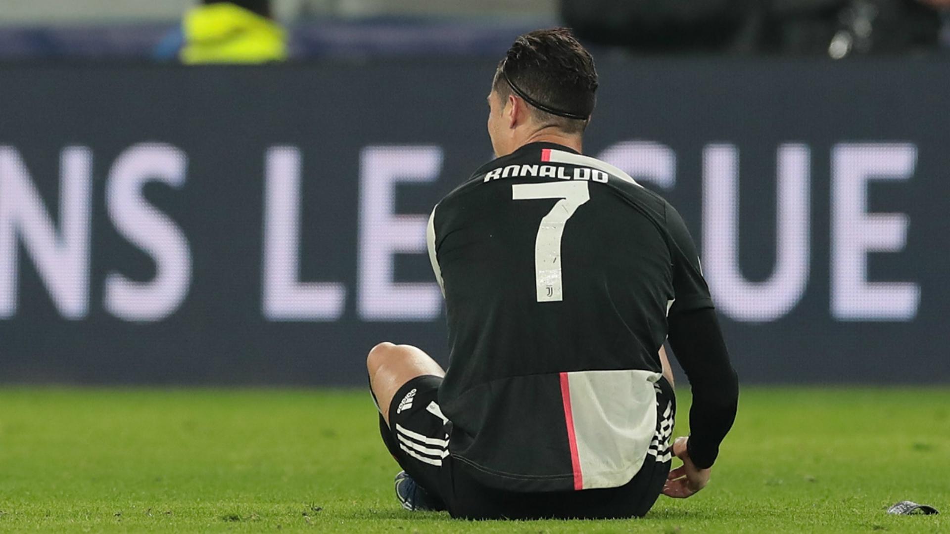 Sarri to discuss knee pain with Ronaldo as Juventus star looks to regain full fitness